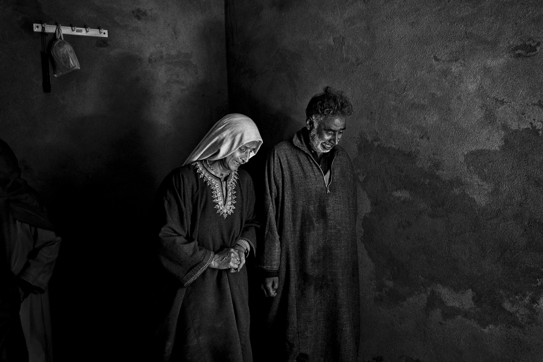 Cédric Gerbehaye, Maqbooza Kashmir - India