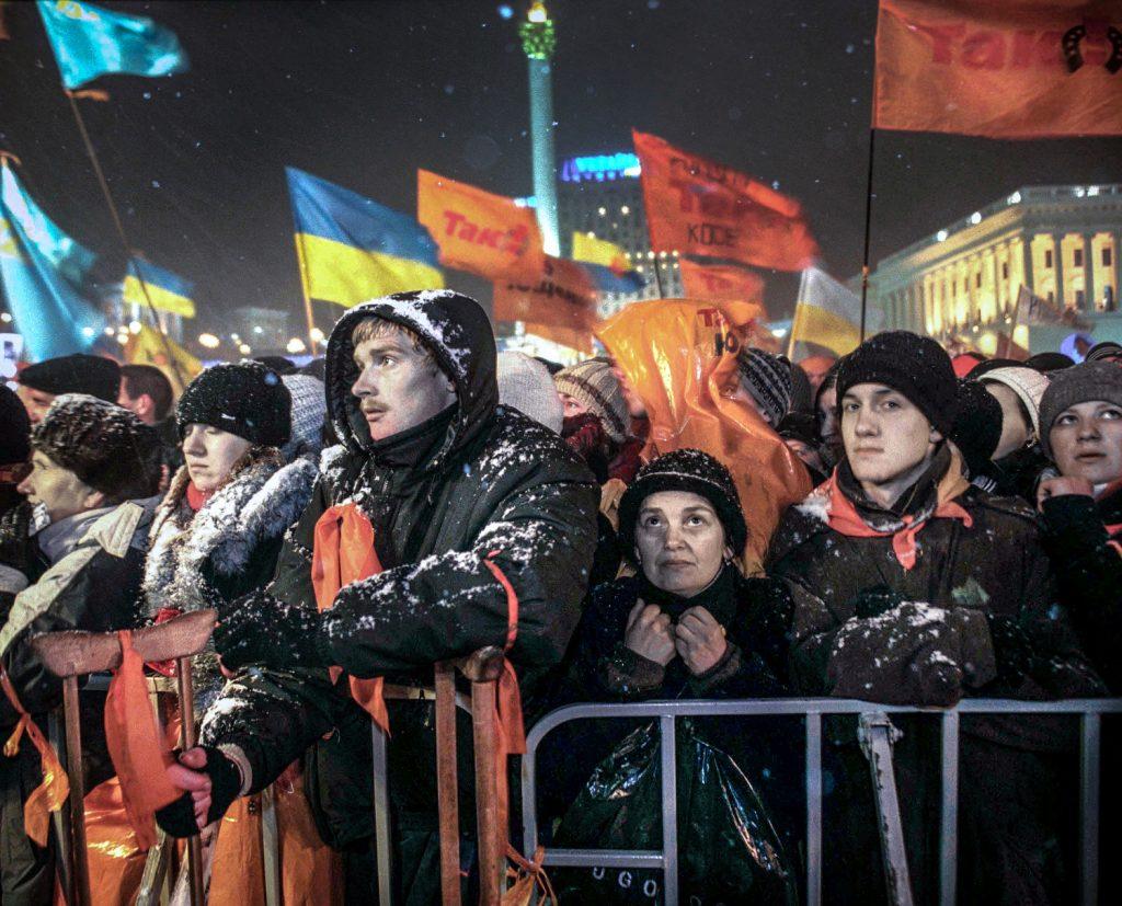 A ukraine runs through it