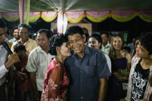 Khmer Rouge victims remarry