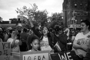 Women march into American politics