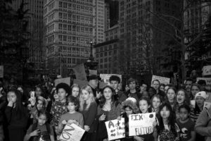 Youth for Climate: New York, Brussels and Lausanne