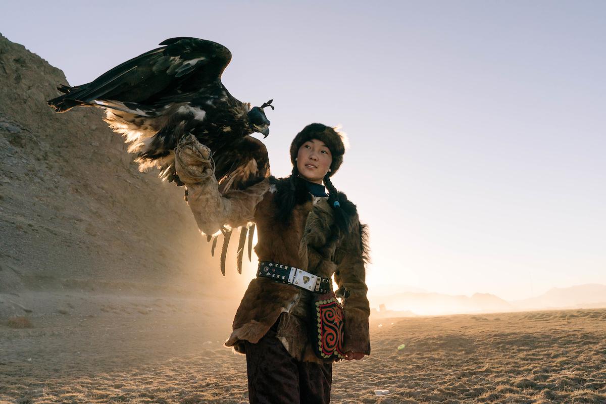 """<a href=""""https://www.mapsimages.com/works/eagle-hunters-mongolia/"""">Eagle Hunters, Mongolia</a>"""