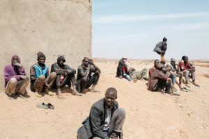 Niger, Europe's new Southern border