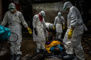Ebola's Deadly Spread