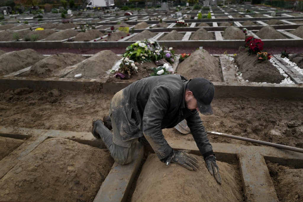 The Volunteer Gravediggers