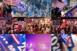 USA elections as seen on TV